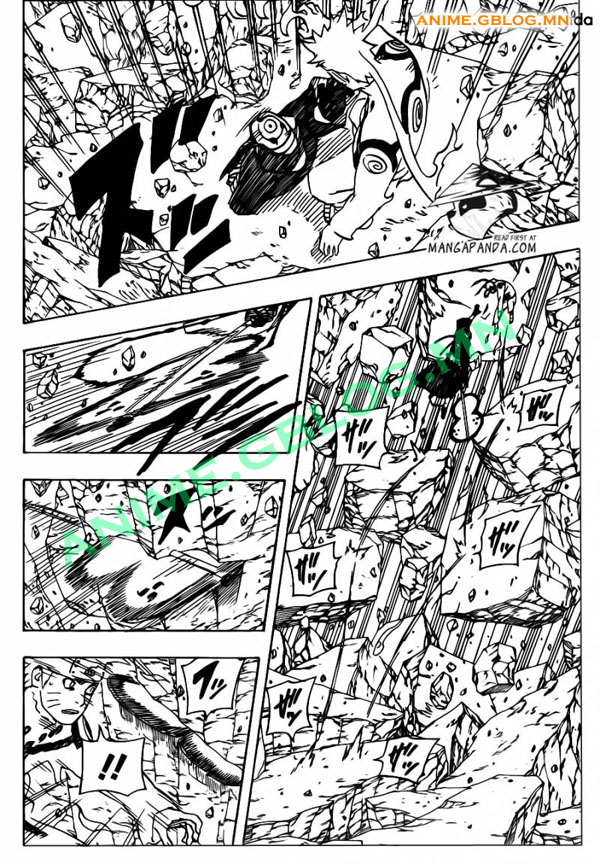 Japan Manga Translation - Naruto - 595 - Chaps - 13